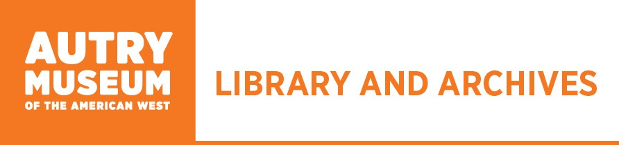 Library and Archives of the Autry WIDTH=
